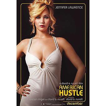 American Hustle Movie Poster (11 x 17)