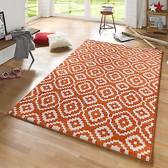 Design carpet Skandi coral cream | 102437
