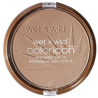 Wet N Wild Coloricon Bronzer SPF15 Ticket To Brazil (Make-up , Face , Tanning lotion)