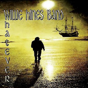 Willie Hines Band - uansett [DVD] USA import