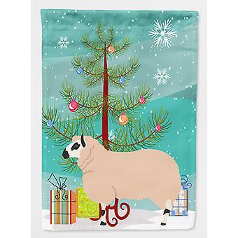 キャロラインズ宝物 BB9346CHF ケリー ・ ヒルは羊クリスマス フラグ キャンバスの家サイズ