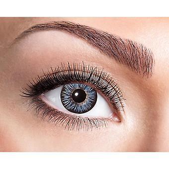 Natural contact lens black Corona