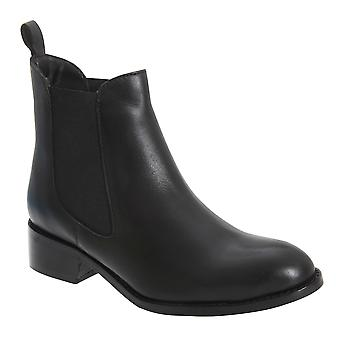 Mod Comfys Womens/Ladies Twin Gusset Ankle Boots