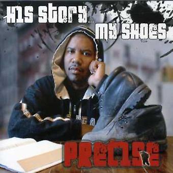 Bob unge & Aka præcis - hans historie min sko [CD] USA import