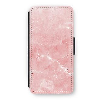 iPhone 6/6s Flip Case - Pink Marble