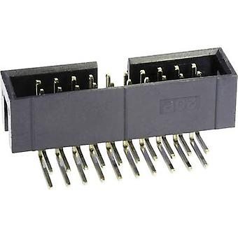 Pin strip WS14W Total number of pins 14 No. of rows 2 ec