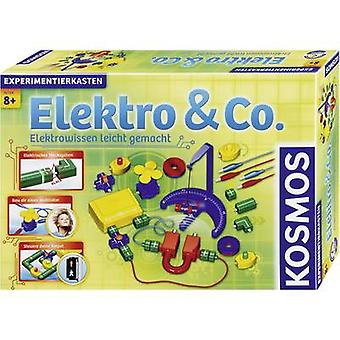 Science kit Kosmos Elektro & Co. 620417 8 years and over