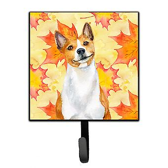 Carolines Treasures  BB9953SH4 Basenji Fall Leash or Key Holder