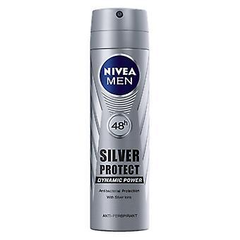 Nivea Men Silver Protect 48hr Anti-Perspirant