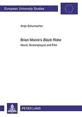 Brian Moores noir Robe by Antje Schumacher