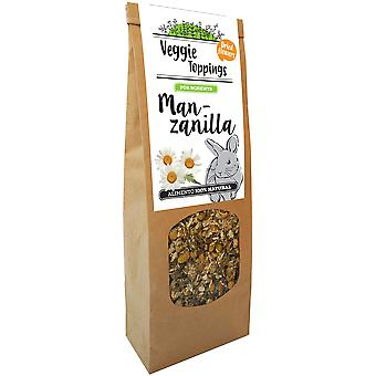 Cominter Snack for Small Mammals Veggie Toppings Camomile (Small pets , Treats)