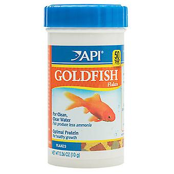 API Goldfish Escamas  100  ml (Fish , Food , Cold Water)