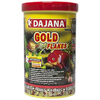 Dajana Gold 1 Litro (Fish , Food , Warm Water)