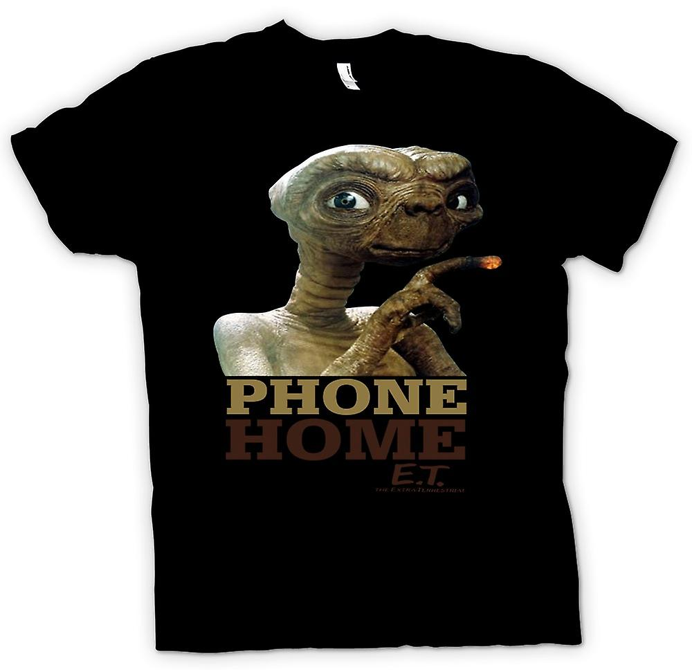 Kids T-shirt - ET Phone Home - Cute - Alien