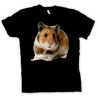Womens T-shirt - Hamster - Pet Animal