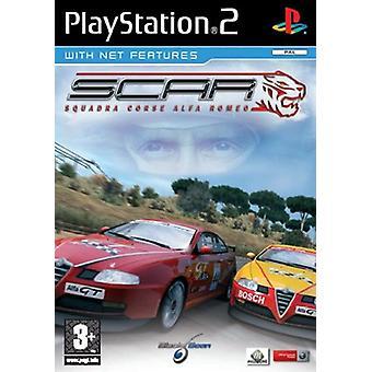 S.C.A.R Squadra Corse Alfa Romeo (PS2)