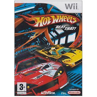 Preis/Leistungsverhältnis - Hot Wheels schlagen, die! (Wii)