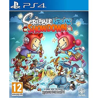Gry PS4 Scribblenauts Showdown