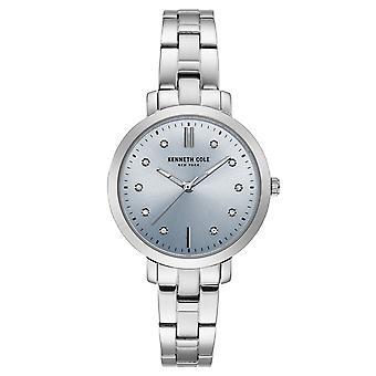 Kenneth Cole New York women's wrist watch analog quartz stainless steel KC15173004