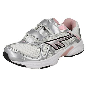 Girls Hi-Tec Lightweight Trainers R157 JRG EZ