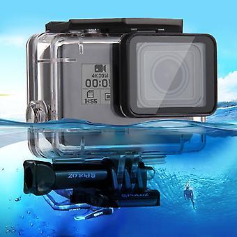Оригинальные PULUZ подводный корпус для GoPro Hero 5 с защиты объектива