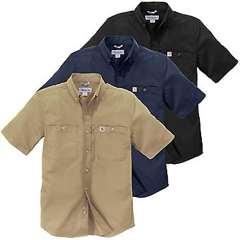 Carhartt men's short sleeve shirt rugged Prof short sleeve