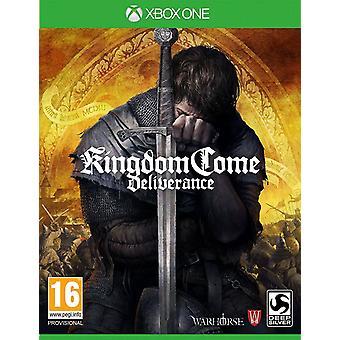 Kingdom Come Erlösung Xbox One Spiel