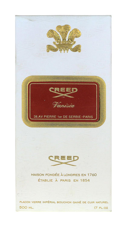 Creed Vanisia Eau De Parfum 17.0Oz/500ml Flacon New In Box