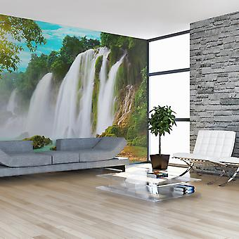 Wallpaper - Detian - waterfall (China)