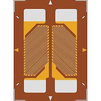 Strain gauge 1 pc(s) ECF-350-3HA-A-(23)-O-SP (L x W) 9.4 mm x 6.7 mm