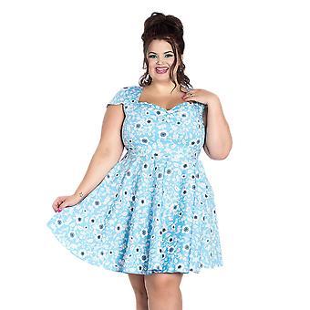 Hell Bunny Daphne Mini Dress XXL