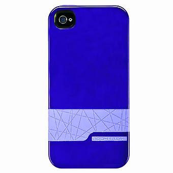 Body Glove 9299303 Diamond Cell Phone Case for Apple iPhone 5 (Purple)