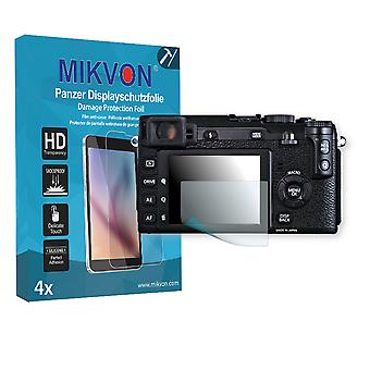 Fujifilm X-E1 Screen Protector - Mikvon Armor Screen Protector (Retail Package with accessories)