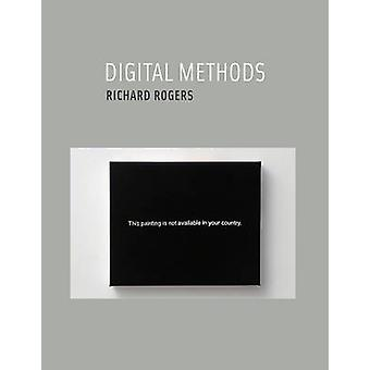 Métodos digitais por Richard Rogers - livro 9780262528245