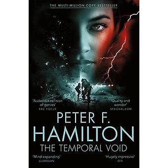 Det tidsmæssige tomrum (ny udgave) af Peter F. Hamilton - 9781447279709