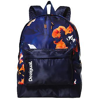 Desigual sport rugzak daypack rugzak Camo bloem 19SQXW03/5096