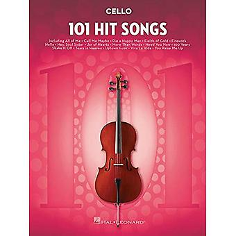 101 hitlåtar: för Cello