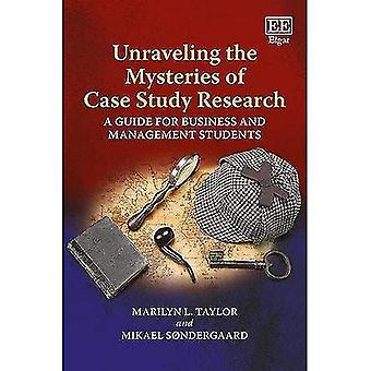 Entwirren die Geheimnisse der Fallstudien: ein Leitfaden für Unternehmen und Management-Studenten