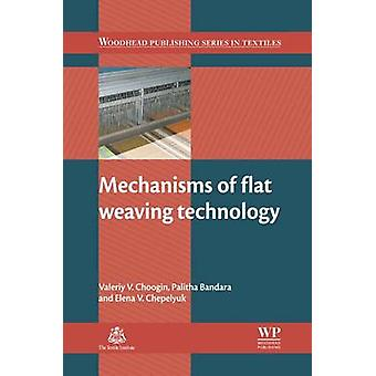 Mechanisms of Flat Weaving Technology by Choogin & Valeriy