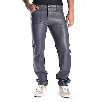Marc Jacobs Grey Cotton Jeans