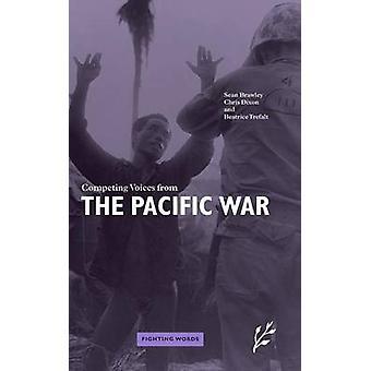 Vozes concorrentes da guerra do Pacífico combate palavras por Brawley & Sean