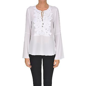 Michael Kors White Polyester Blouse