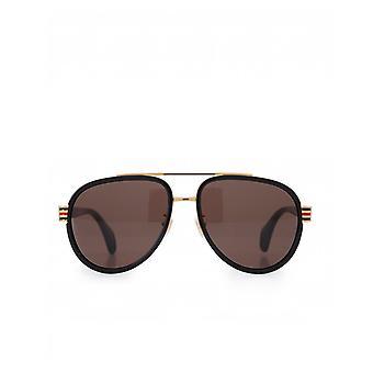 Gucci Eyewear Combi Aviator Sunglasses