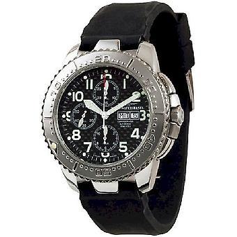 Zeno-watch mens watch of Hercules 1 chronograph-date 4557TVDD-s1