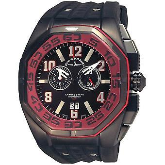 Zeno-Watch-Wristwatch-Men-Neptune 5 Chrono Big Date red-4541-5020Q-a17
