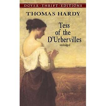 Tess of the D'Urbervilles by Thomas Hardy - 9780486415895 Book