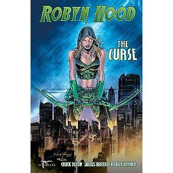 Robyn Hood - The Curse by Robyn Hood - The Curse - 9781942275817 Book