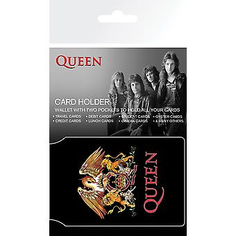 Queen Colour Crest Card Holder