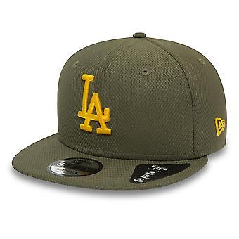 New Era Diamond Era 9Fifty Cap ~ LA Dodgers olive