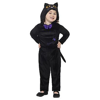 Toddlers Cat Fancy Dress Costume